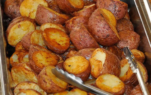 Calgary Catering Country Food-baked pototoes