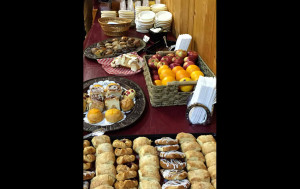 Calgary Catering Country Food - Breakfast Buffet