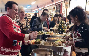 Calgary Catering Facility With A Country Venue - Corporate Christmas Event