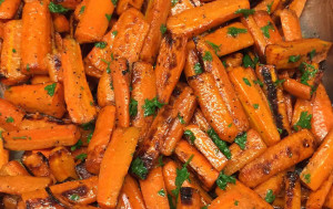 Calgary Catering Country Food - Roasted Carrots