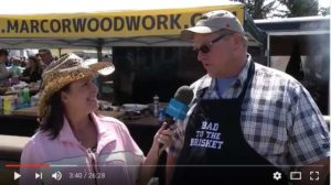 KCBS BBQ Competition at Lynnwood Ranch Calgary, Alberta, Canada