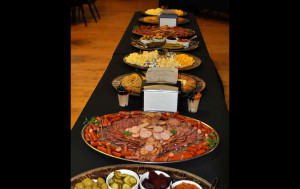 Calgary Catering Country Food - Snack Buffet