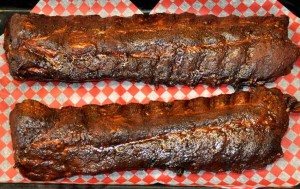 Calgary Catering Country Food - Southern BBQ Pit Smoked Pork Ribs