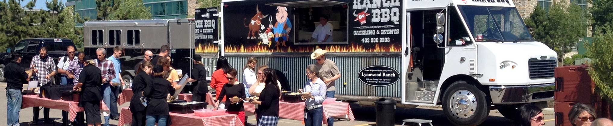 Ranch BBQ Calgary Mobile Catering Food Truck