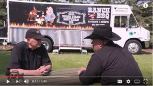 Kansas City BBQ Society competition event at Lynnwood Ranch