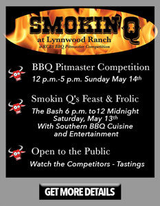 Smokin Q 2017 BBQ Competition at Lynnwood Ranch Calgary catering and events facility