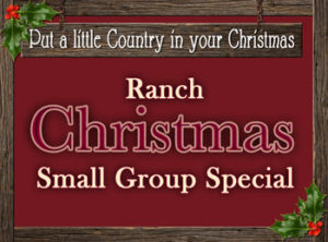 Calgary Ranch Christmas Small business / Corporate Group Special