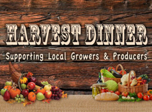Calgary special event-Harvest Dinner