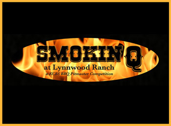 SmokinQ logo. Alberta Calgary most popular BBQ competition