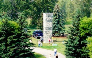 South of Calgary Catering Facility Event Activity Ideas - Climbing Wall
