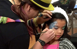 South of Calgary Catering Facility Event Activity Ideas - Face Painting