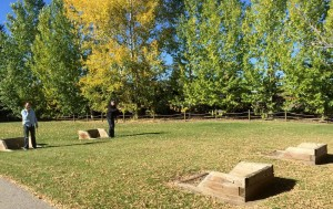 South of Calgary Catering Facility Event Activity Ideas - Horseshoe Pits