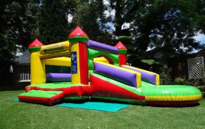 South of Calgary Catering Facility Event Activity Ideas - Jumping Castle