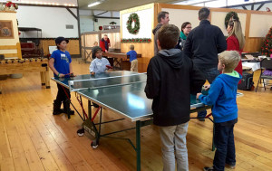 South of Calgary Catering Facility Event Activity Ideas - Ping-pong